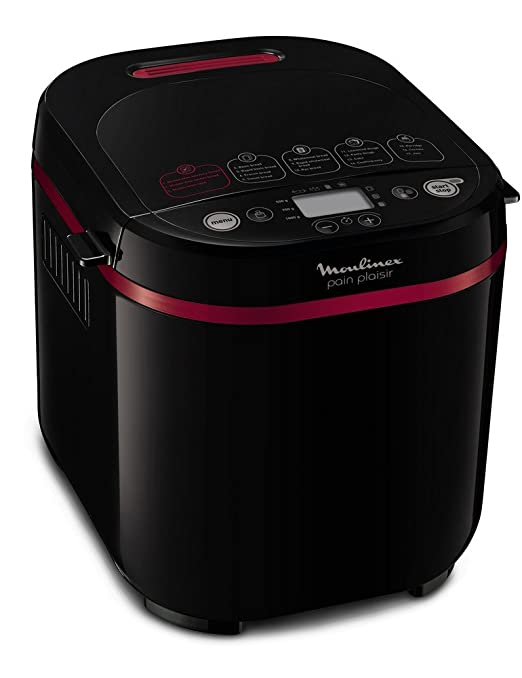 Moulinex OW220830 - Panificadora 650W, Color Negro: Amazon.es: Hogar