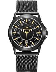 Timothy Stone Mens Watches 'Norse' Quartz Wrist Watch for Men