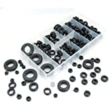 180-Piece Rubber Grommet Shop Assortment