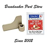 replacement kneading blade - Panasonic SD-YD250 SDYD250 Bread Machine Paddle Kneading part Blade Maker baker