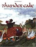Thunder Cake [Paperback] Patricia Polacco