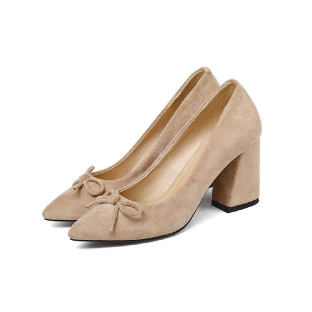 Ai Ya-liangxie Butterfly Knot Sexy High Heels Damen Damen Damen Schuhe Schuhe Frau  fec942