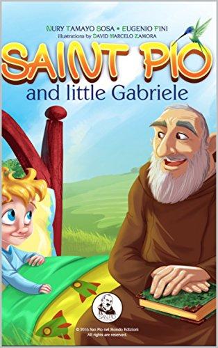 Saint Pio and little Gabriele
