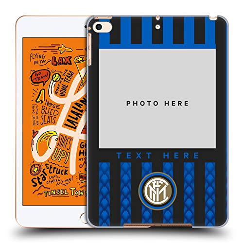 - Custom Customized Personalized Inter Milan Home Kit 2018/19 Photos Hard Back Case Compatible for iPad Mini (2019)