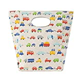 Fluf Organic Cotton Lunch Bag, Pow'