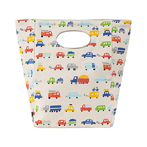 Fluf Classic Lunch, Organic Cotton Lunch bags (Cars) ()