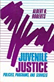 Juvenile Justice : Policies, Programs, and Services, Roberts, Albert R., 0534110525