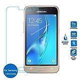 Calosc Samsung Galaxy J1 (4G) Premium Pro Hd+ Crystal Clear Tempered Glass Screen Protector For Samsung Galaxy J1 (4G)