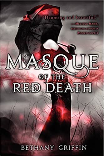 Image result for masque of red death book