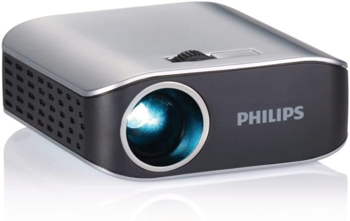 Philips PPX2055 - Proyector, color negro, plateado: Amazon.es ...
