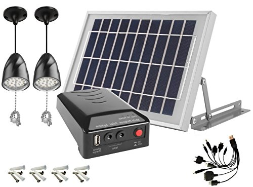 MicroSolar-Lithium-Battery-2X2W-LED-Lamps-1-USB-Angle-Adjustable-Brackets-Solar-Home-System