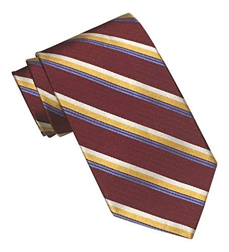 Brooks Brothers Multicolored Striped Tie, about 3 inches wide Brooks Brothers Striped Tie