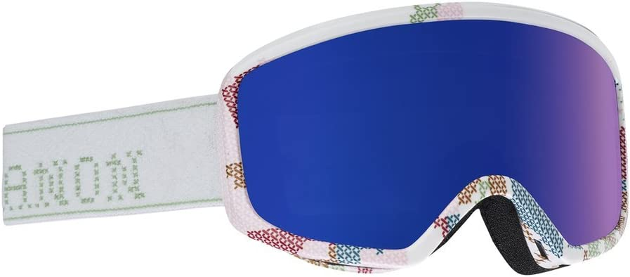 Anon Womens Deringer Goggle Select Colors Include MFI Facemask, Available in Asian Fit
