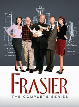 Amazon Com Frasier The Complete Series Kelsey Grammer David
