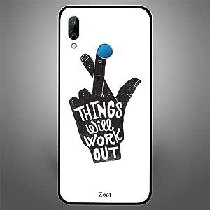Zoot Things Will Work Out Phone Case Huawei Nova 3E