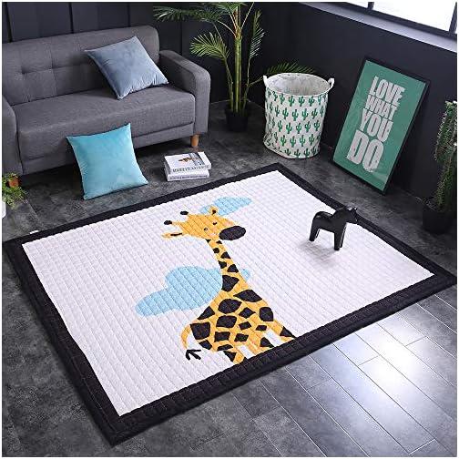 Alfombra de juego infantil jirafa