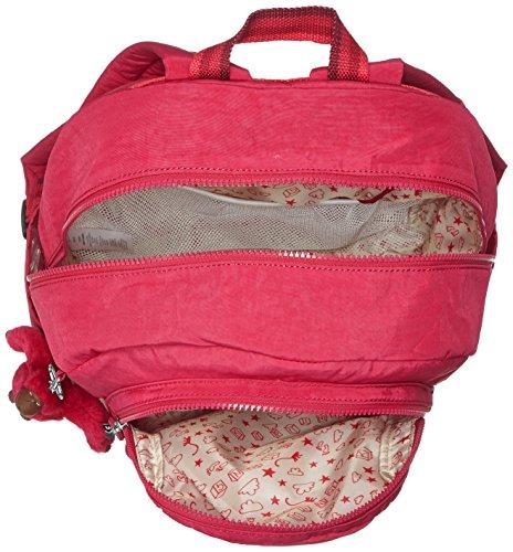 Kipling - BIZZY BOO - Wickeltasche - Soft Pink Str Cherry Pink SuwnMFc