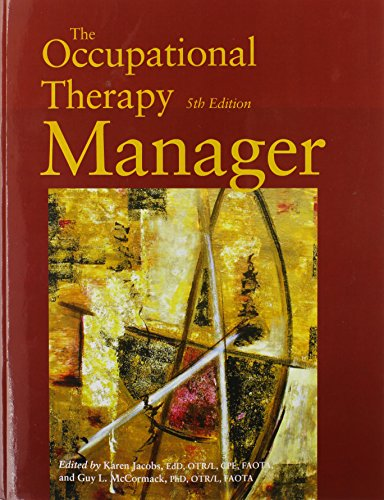 1569002738 - The Occupational Therapy Manager
