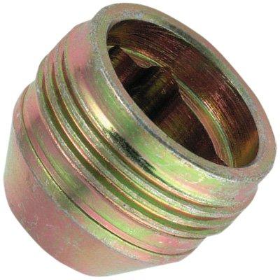 McGard 24019SU - Tuercas antirrobo para rueda (abiertas, base có nica, M14 x 1,5, longitud 22,7 mm, SW22) base cónica