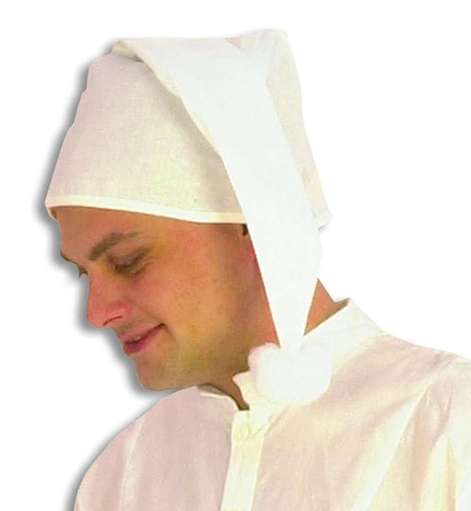 KMU75004002 Schlafzipfelmütze Nachtkappe Kopfbedeckung Schlafmütze ...