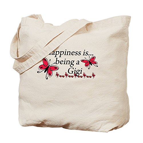 CafePress Unique Design Butterfly Being A Gigi Tote Bag - Standard by CafePress