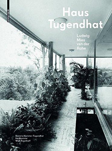 Haus Tugendhat. Ludwig Mies van der Rohe (German Edition)