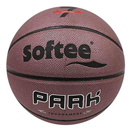 Balon Baloncesto Cuero Softee Park - Talla 7 - Color Marron ...