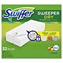 Amazon Com Swiffer Sweeper Dry Sweeping Pad Refills For