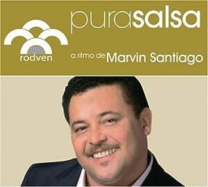 Marvin Santiago - Pura Salsa - Amazon.com Music