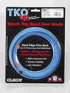 olson bandsaw blades. olson band saw blade tko special 59-1/2 \ bandsaw blades