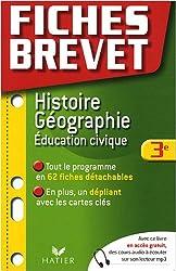 Histoire Géographie Education civique 3e