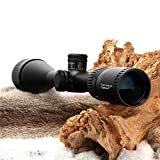 Terminus Optics GS 5-20X50 Variable Field Scope Parallax Second Focal Plane Battery Powered Mil Dot Reticle Life Time Warranty Review