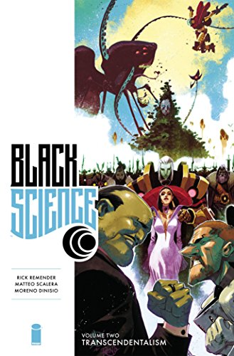 Black Science Premiere Hardcover Volume 2: Transcendentalism (Science Premier)