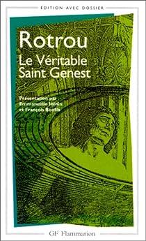 Le Véritable Saint Genest par Rotrou