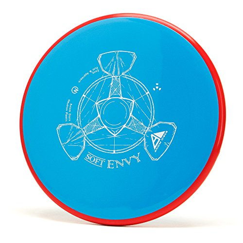 Axiom Discs Neutron Envy Disc Golf Putter (Soft) (170-175g / Colors May Vary)