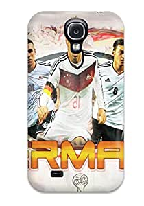 Awesome Case Cover/galaxy S4 Defender Case Cover(germany 8211 2014 Fifa World Cup Brazil)