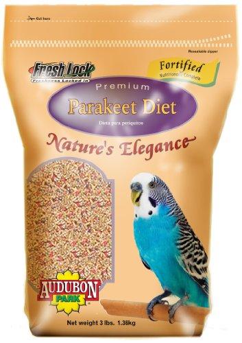 Nature's Elegance Parakeet Diet, My Pet Supplies