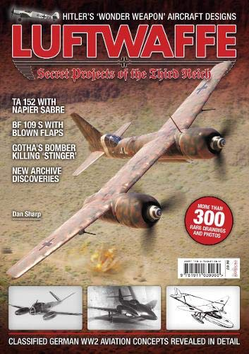 Luftwaffe Secret Projects of the Third Reich 2019