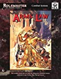 img - for Arms Law (Rolemaster Standard System) by P. Fenlon (1994-10-02) book / textbook / text book