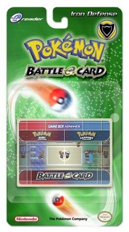 Pokemon Battle Defense Game Boy Advance