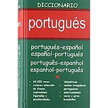 DICCIONARIO PORTUGUES-ESPAÑOL / ESPAÑOL-POTUGUES (Spanish Edition)