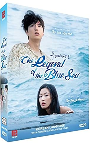 Legend Of The Blue Sea (PK Korean Drama, with Deleted Scenes, English Subtitles, All Region) (Drama DVDs & Videos)