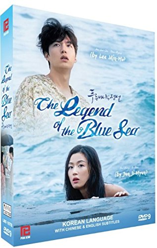 Legend Of The Blue Sea (PK Korean Drama, with Deleted Scenes, English Subtitles, All - Legends Mall Outlet Stores