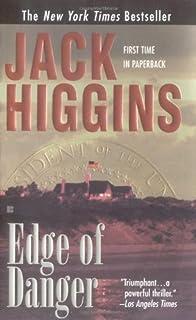 Midnight runner sean dillon jack higgins 9780425189412 amazon edge of danger sean dillon fandeluxe Epub