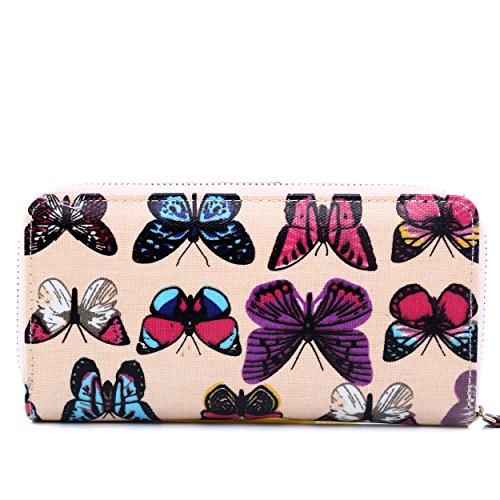 La Farfalla Signorina Ragazze Luci A Lulu Le Rosa Per Borsa Tracolla Disegno rrqxACw8