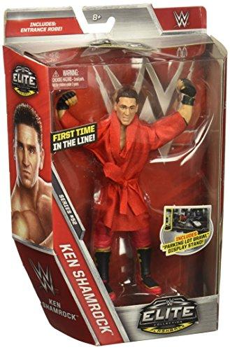 WWE Elite Collection Ken Shamrock Action Figure