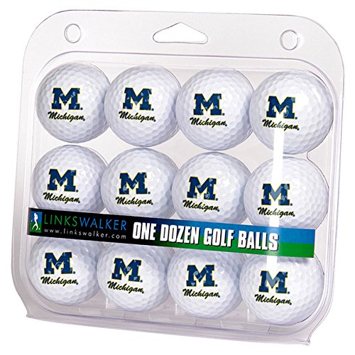 Michigan Wolverines – ダースゴルフボール B01CH6NXEY