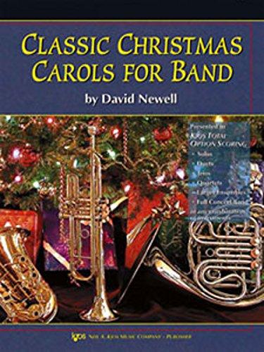 W36XE - Classic Christmas Carols for Band - Alto Saxophone/Baritone Saxophone