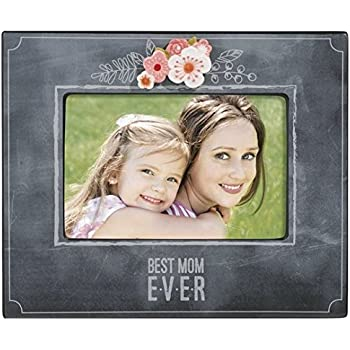 Amazon Com Quot Best Mom E V E R Quot 4 Quot X 6 Quot Photo Frame