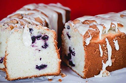Emily's Heirloom Pound Cakes Lemon Blueberry Buttermilk (Lemon Glaze Lemon Cake)